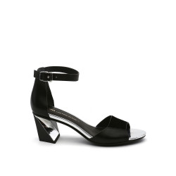 Twist Sandal Black Mix