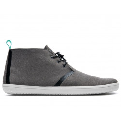 Gobi II Mens Canvas Dark Grey