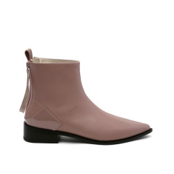 Pure Bootie Dusty Pink