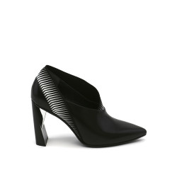 Zink Pop Pump Hi Black