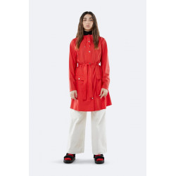 Curve Jacket Red