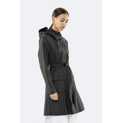 Curve Jacket Black