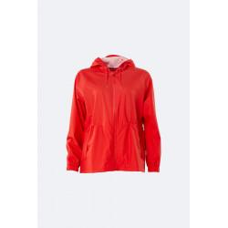 W Jacket Red