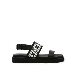 Pop Sandal Lo Black