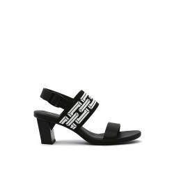 Pop Sandal Mid Black