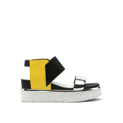 Rico Sandal Yellow Mix