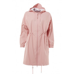 Long W Jacket Coral