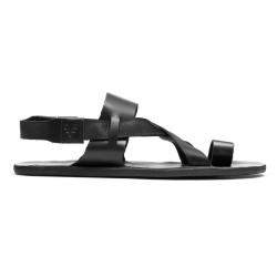 Kuru Sandal Ladies Obsidian Black