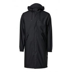 Fishtail Parka Black