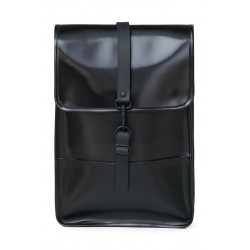 Backpack Mini Shiny Black