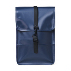 Backpack Mini Shiny Blue