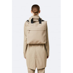 Tote Backpack Beige