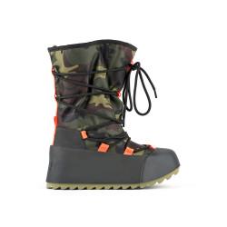 Polar Calf Boot Camouflage
