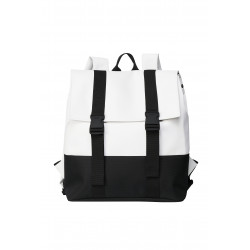 Buckle MSN Bag Off White